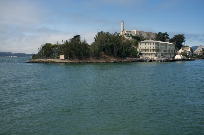 Alcatraz, la prisión de película