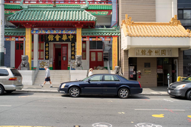 El Chinatown de San Francisco
