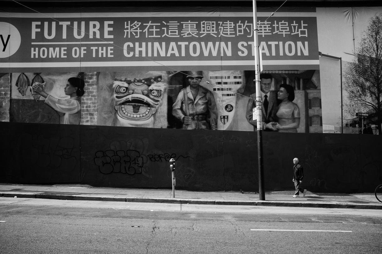 San Francisco: Chinatown Station