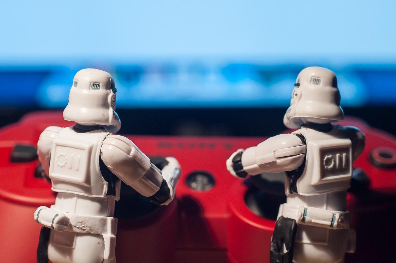 Tim & Jim: Los clones también juegan