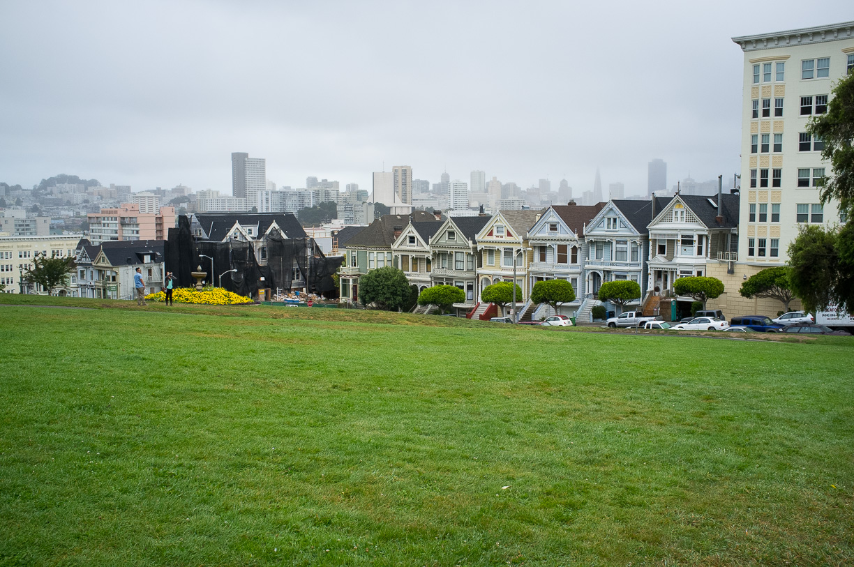 Alamo Square San Francisco-4