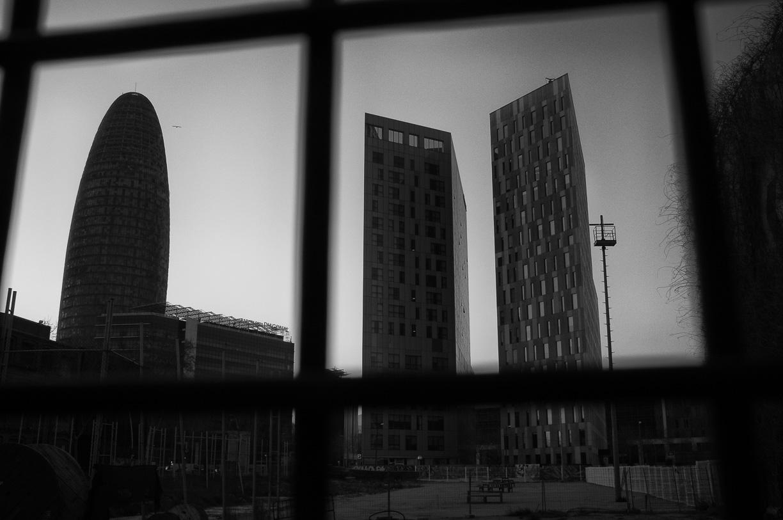 La arquitectura de Barcelona es cuanto menos peculiar