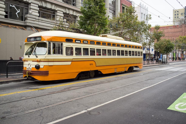 Momentos aleatorios en San Francisco