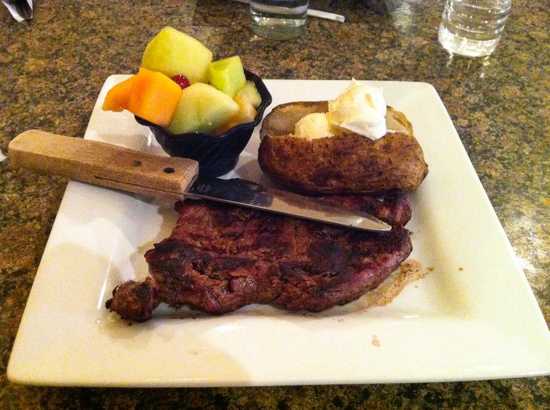 Comer en Las Vegas: cualquier cosa a cualquier hora