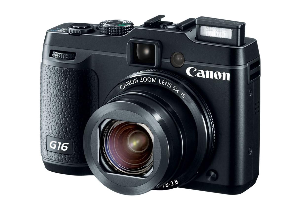 Análisis: Canon PowerShot G16