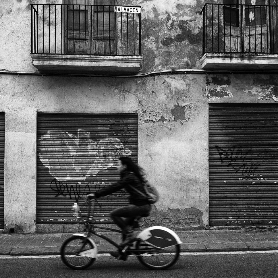 Almacén en el barrio del Clot – Barcelona