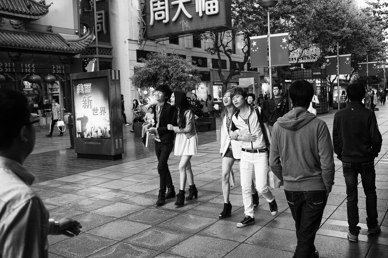 Últimas fotografías de la ciudad de Shanghái, China