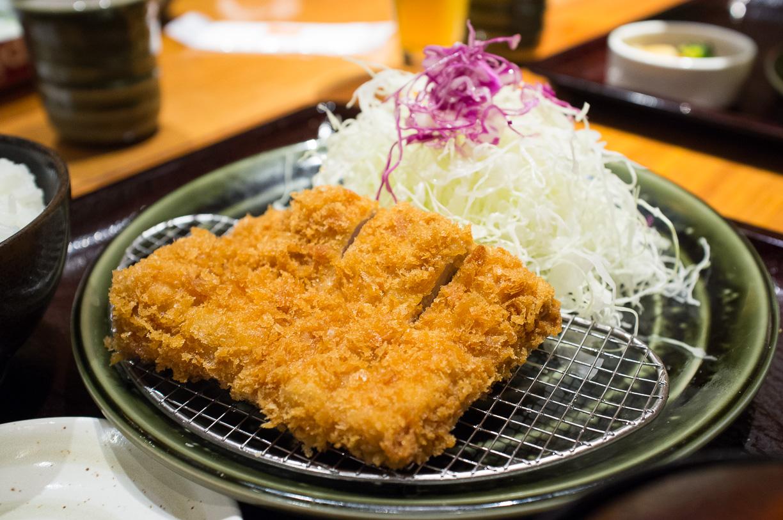 El increíble tonkatsu de Kyoto