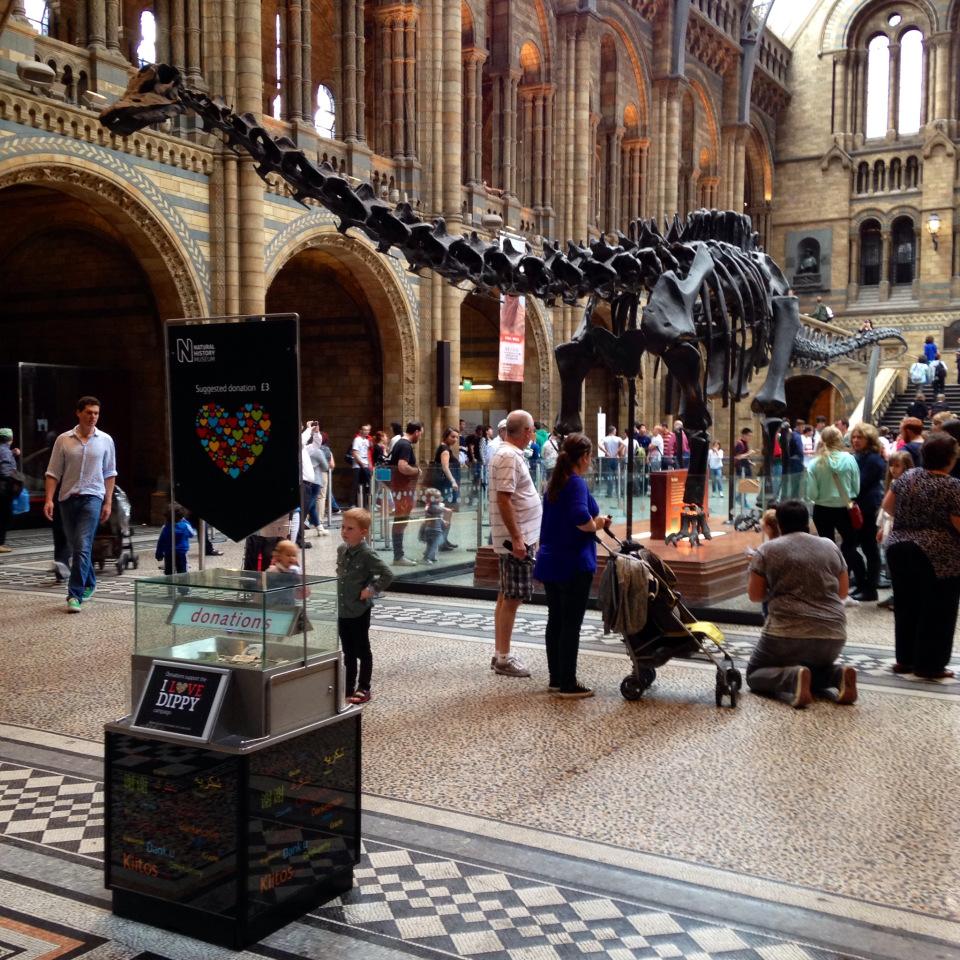3 fantásticos museos en Londres