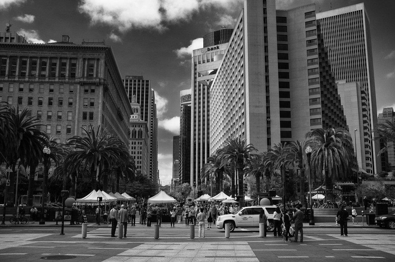Market Street en San Francisco, USA