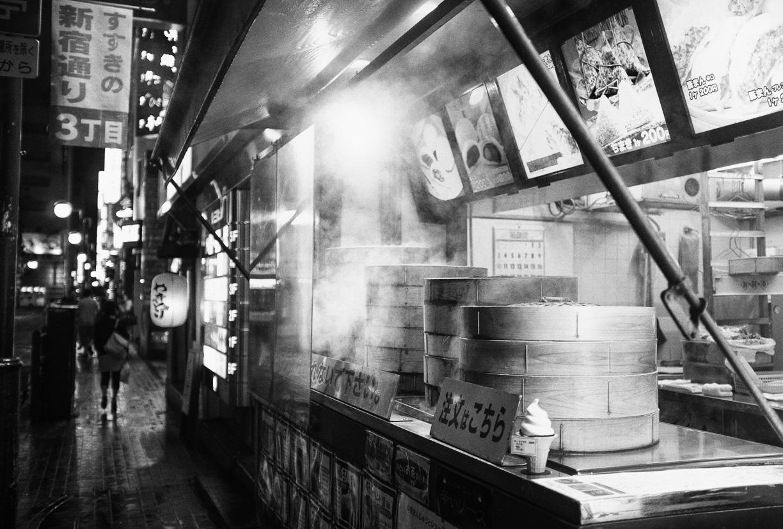 Fotografías de las noches en Japón