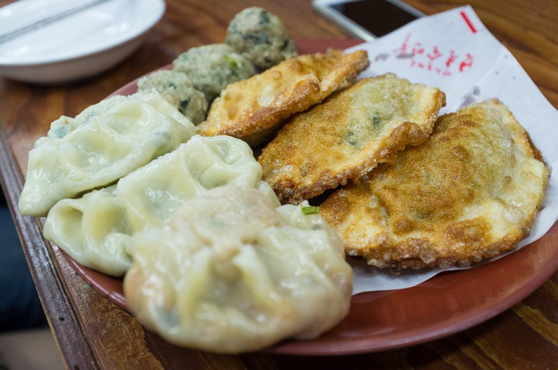 Las empanadas de Insa-dong en Seúl, Corea del Sur