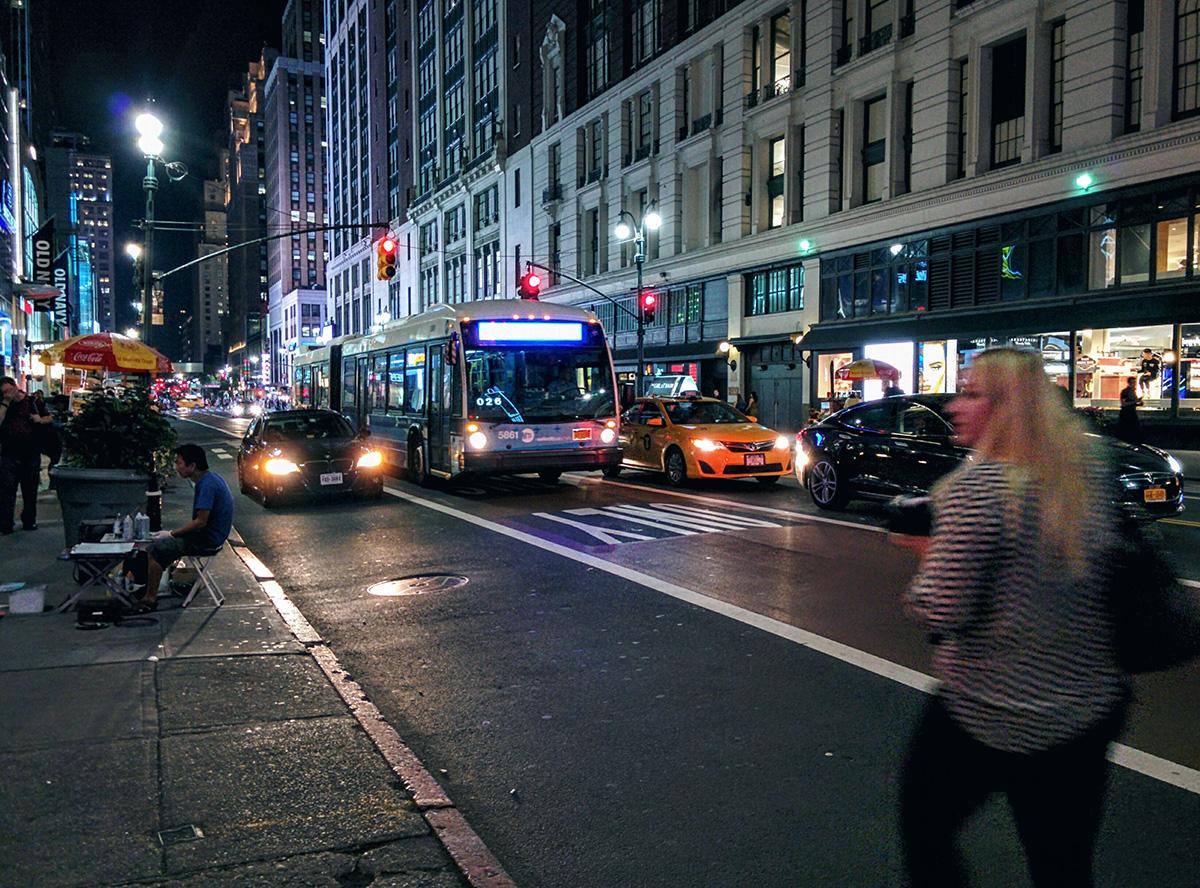 Impresiones del Viaje a Nueva York 2016