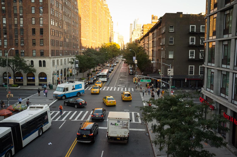 Volviendo al High Line – Nueva York