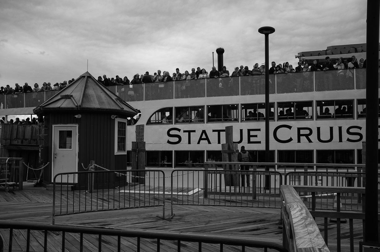Visitando Liberty y Ellis Island en Nueva York