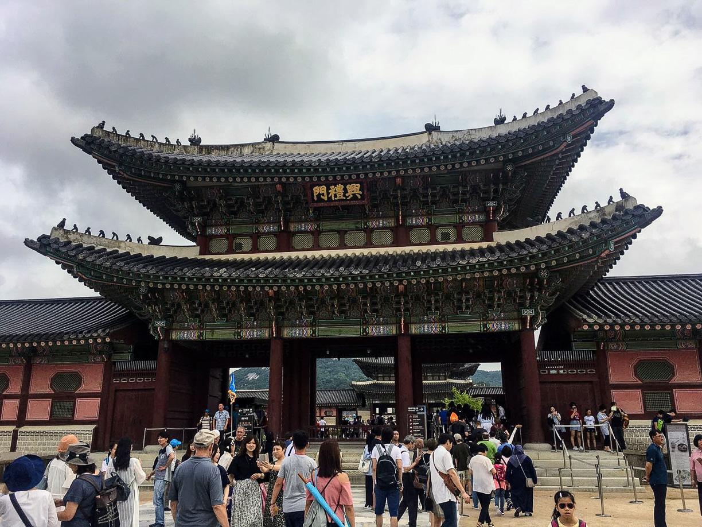 Viaje a Corea del Sur 2017
