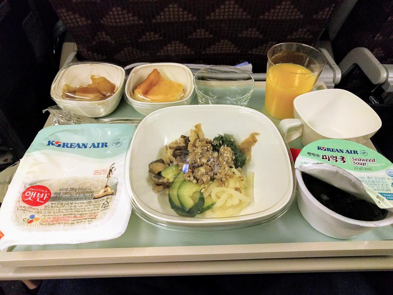 Volando a Corea del Sur por tercera vez