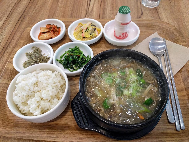 Comiendo pollo, cerdo y vaca – Corea del Sur