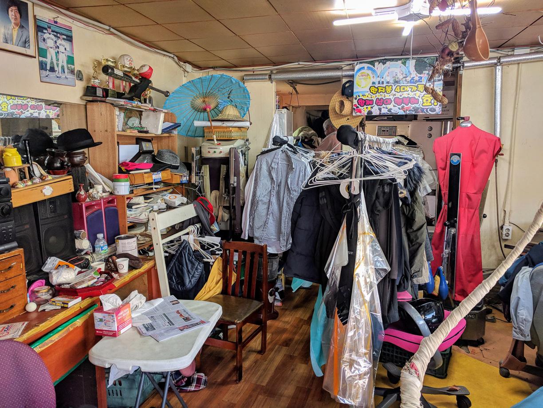 La lavandería, el río y la comida tradicional – Corea del Sur