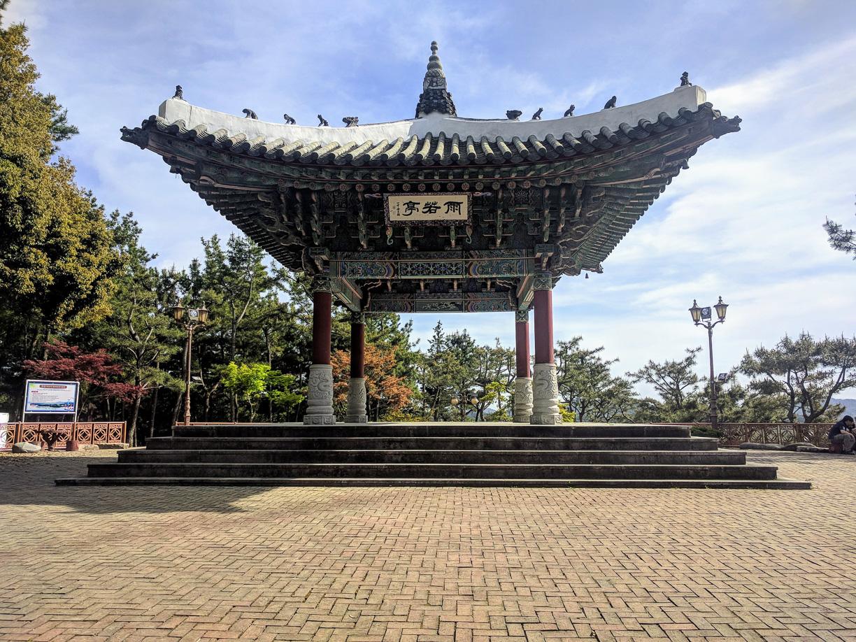Visitando el lago Jinyang en Jinju – Corea del Sur