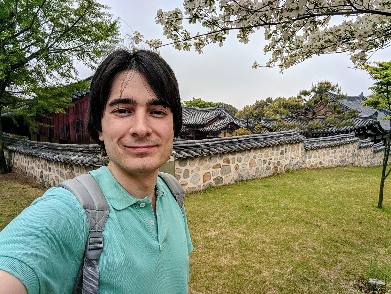 Fortaleza Jinjuseong en Jinju – Corea del Sur