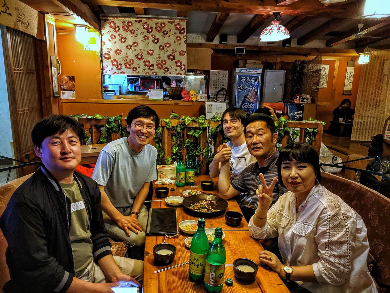 Una auténtica experiencia coreana en Jinju