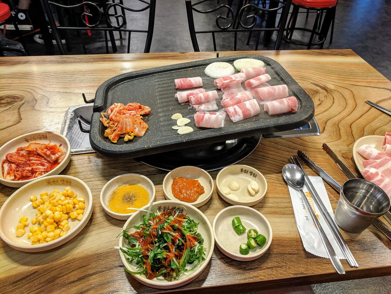 La barbacoa secreta en Daejeon – Corea del Sur