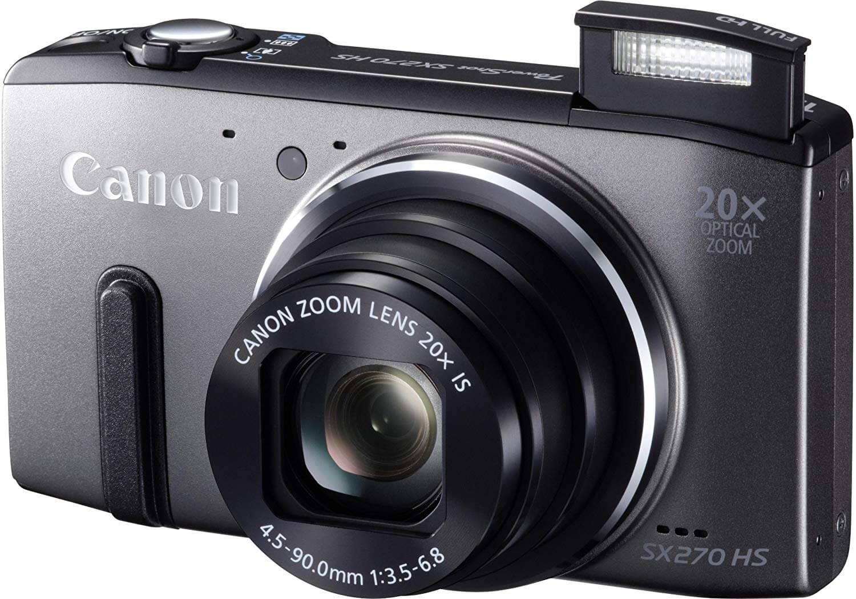 Análisis: Canon PowerShot SX270 HS