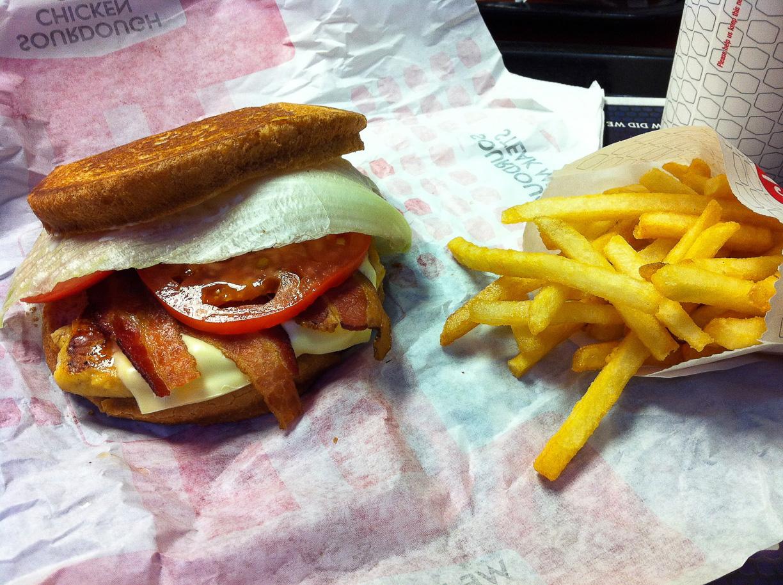 Jack in the Box, otra comida rápida en Los Angeles
