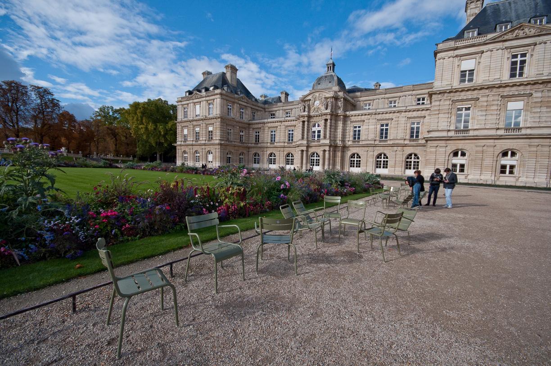 Jardines de luxemburgo – París