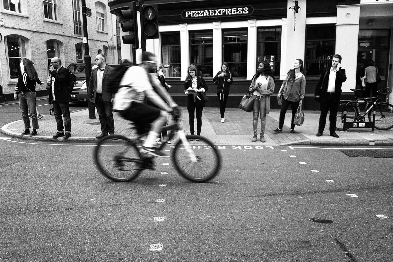 Londres va a toda velocidad