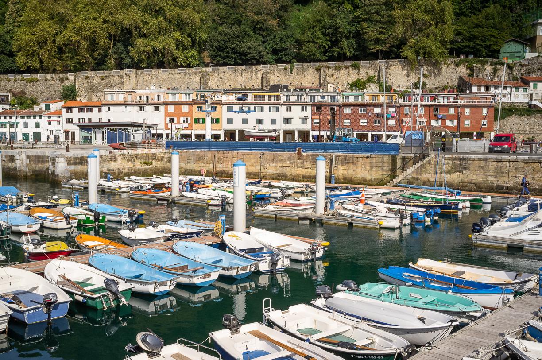 Llegando a San Sebastián – País Vasco