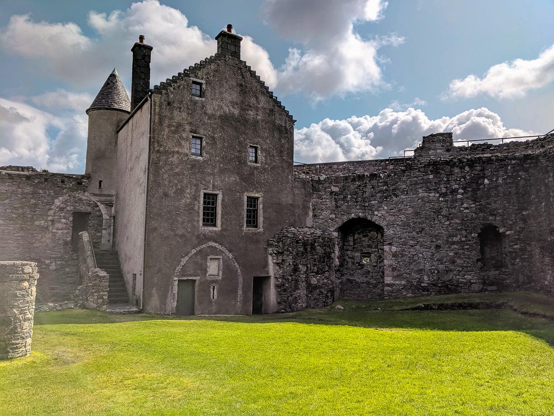 Castillo de Dunstaffnage – Viaje a Escocia