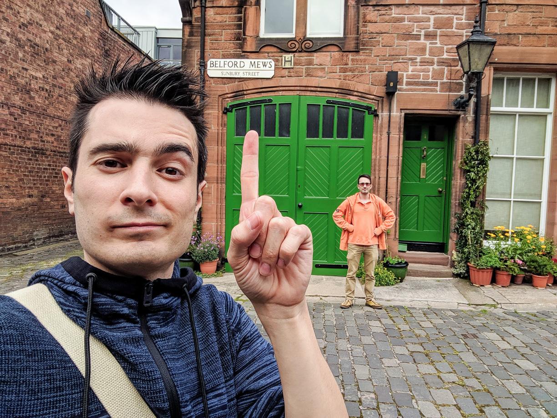 Las entrañables calles de Edimburgo – Viaje a Escocia